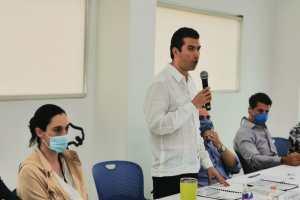 Asume Iván Ferrat presidencia del CCE en Cancún