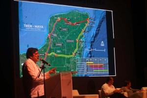 La construcción del Tren Maya en Quintana Roo ya comenzó, asegura FONATUR