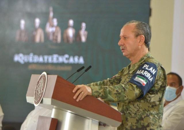 Gobierno mexicano despliega en Quintana Roo cerca de 6,000 efectivos militares
