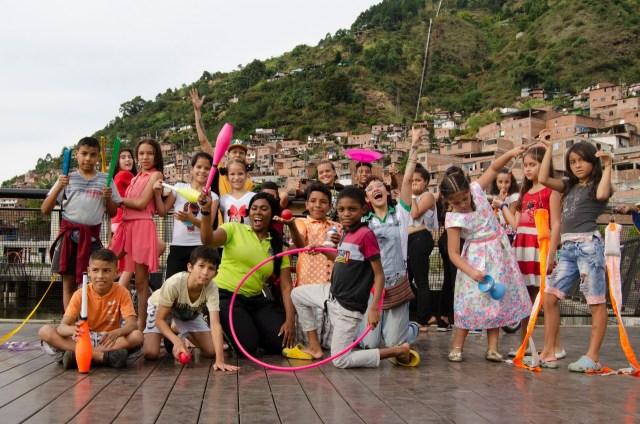 Medellín recibe reconocimiento mundial por la Red de Prácticas Artísticas y Culturales