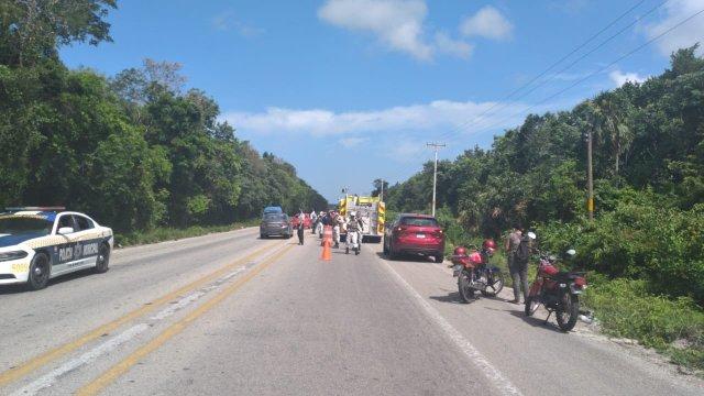 Reportan caída de avioneta en Cancún