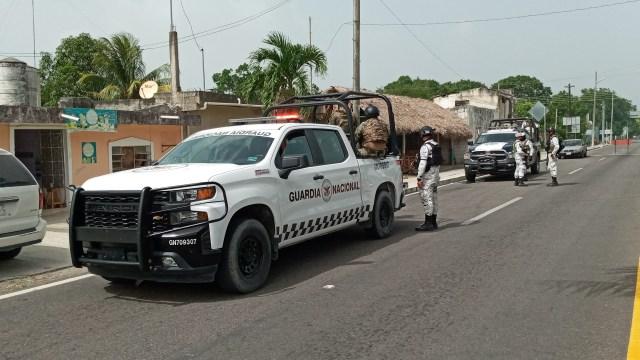Guardia Nacional interviene en lío por retención de empleados de CFE en Kantunilkín