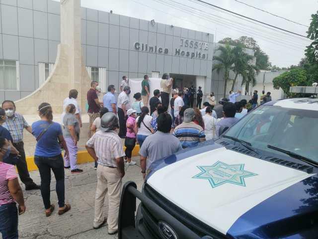 Director de hospital del Issste en Cancún niega señalamientos hacia AMLO en su contra
