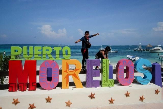 Puerto Morelos, primer destino del Caribe en llegar al 20 por ciento de ocupación