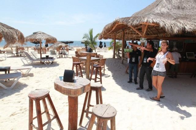 Números discretos en la ocupación de hoteles del norte de Quintana Roo al iniciar julio