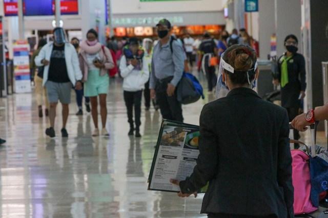"""""""Levanta el vuelo"""" el aeropuerto de Cancún"""