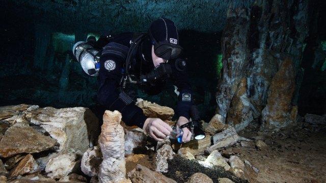 Descubren en Quintana Roo la mina de ocre más antigua de América