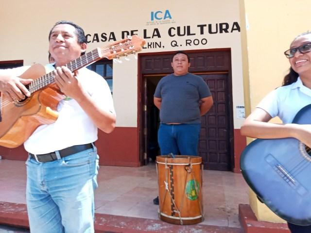 Grupo de música tradicional celebrará a los mayas de manera virtual en su día