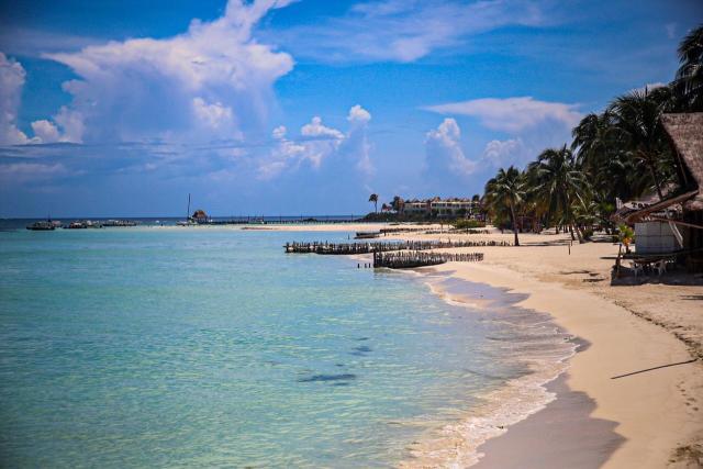 Viajeros consideran a Playa Norte en Isla Mujeres como la número uno de México