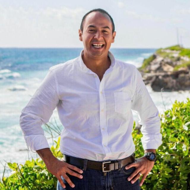 #Entrevista al Presidente Municipal de Isla Mujeres, Juan Carrillo Soberanis para #Caribempresarial @juancarrillo58