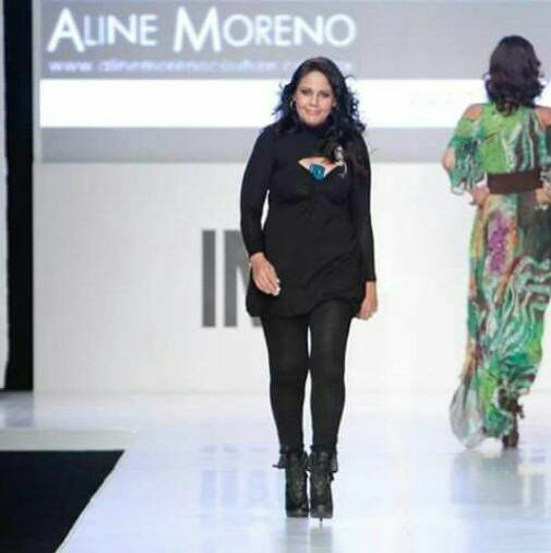 Aline Moreno, Diseñadora de moda tapatía en entrevista para #Caribempresarial