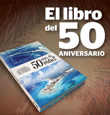 """El cronista de Cancún, Fernando Martí nos habla de su reciente publicación """"50 años de Cancún"""""""