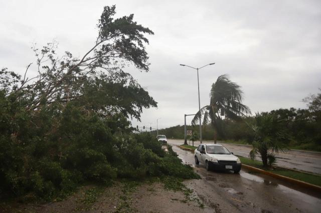La infraestructura hotelera de la Riviera Maya, sin mayores daños
