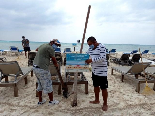 Parques ecoturísticos de Cozumel reanudan actividades a partir de este jueves 29