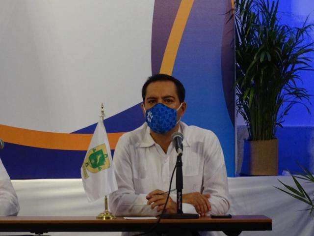 Anuncia Vila Dosal obra para recibir cruceros más grandes en Progreso