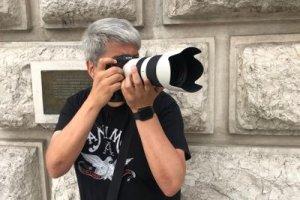 Fernando Aceves, un historiador que captura en imagen a grandes figuras de la música @jazzrockman