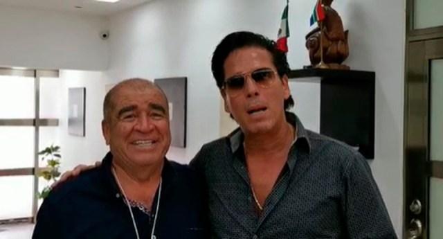 Roberto Palazuelos anuncia que participará en el Rally Maya México