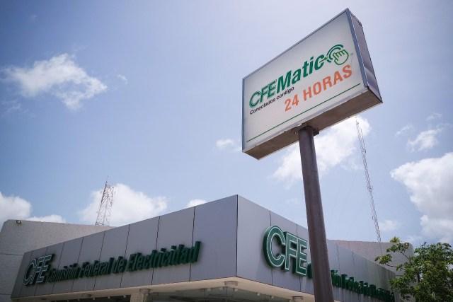 Reporta CFE cobertura al 100% en sus usuarios de Quintana Roo