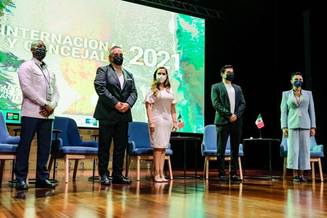 PARTICIPA BENITO JUÁREZ EN INTERCAMBIO DE EXPERIENCIAS PARA UN MEJOR GOBIERNO