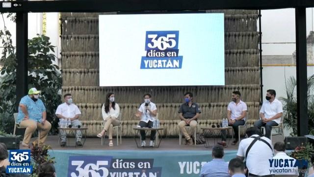 """Presentan campaña de promoción turística """"365 días en Yucatán"""""""