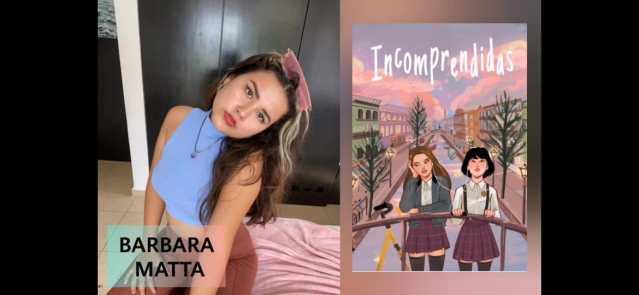 """""""Incomprendidas"""", novela juvenil de Bárbara Matta"""