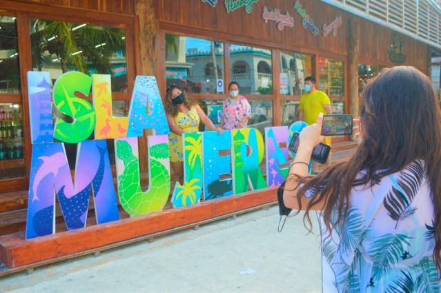 Participa Isla Mujeres en el Tianguis Turístico digital 2021