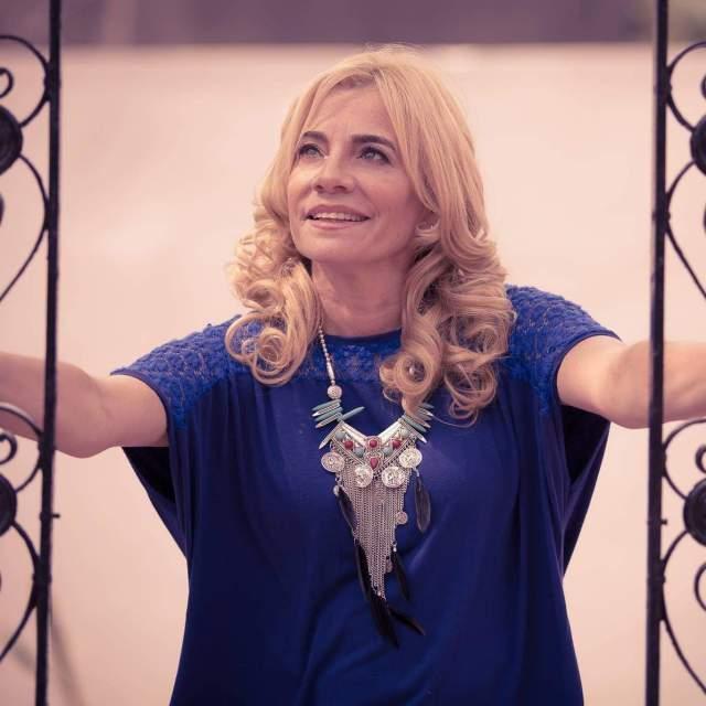 Alba Grismado, periodista argentina en entrevista