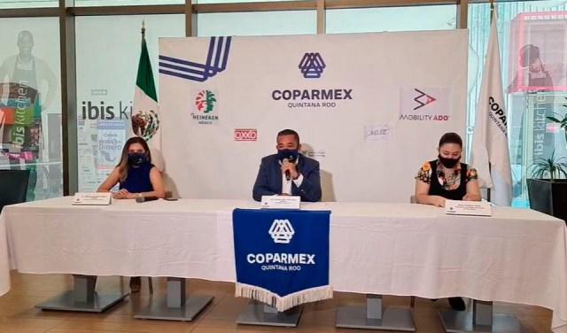 Coparmex Cancún presenta incubadora de negocios para jóvenes universitarios