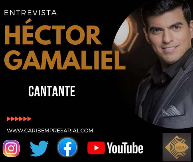 De la A a la Z con el cantante regional mexicano Héctor Gamaliel