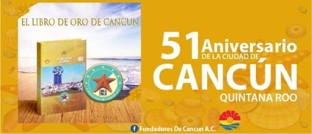 El libro de oro de Cancún