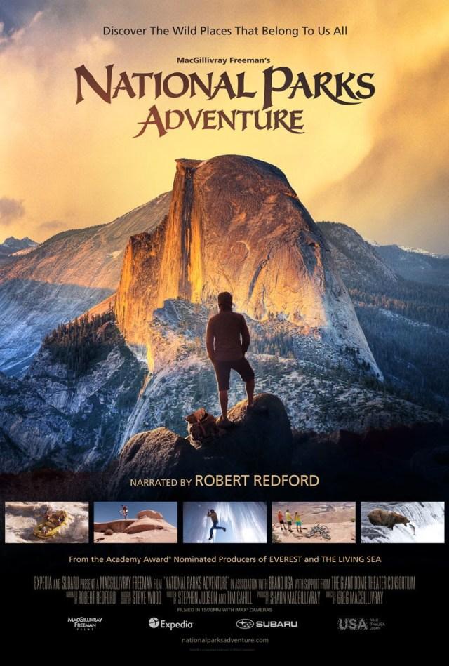 """La premiada película """"Parques nacionales, la aventura en América salvaje"""" llega a GoUSA TV para celebrar la Semana de los Parques Nacionales"""