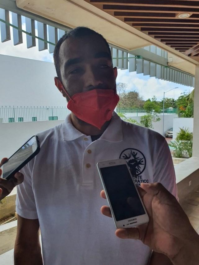Frente Democrático de la Diversidad Sexual pide políticas más justas y menos discriminatorias en Quintana Roo