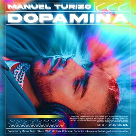 """Manuel Turizo estrenó su nuevo álbum """"Dopamina"""" con el anuncio de su gira de conciertos dentro del territorio estadounidense @sonymusicmexico"""