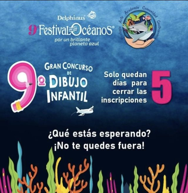 Anuncian la novena edición del Festival de los Océanos del Caribe Mexicano