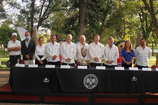 Inicia el XXVII Campeonato Nacional de Parejas en Querétaro