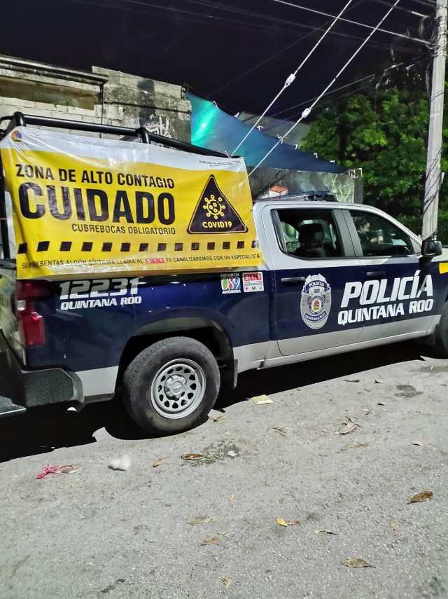 Quintana Roo una semana más con naranja en Semáforo Epidemiológico Estatal