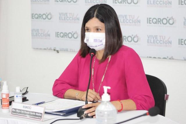Participación ciudadana en Quintana Roo fue del 44.33 por ciento: Ieqroo