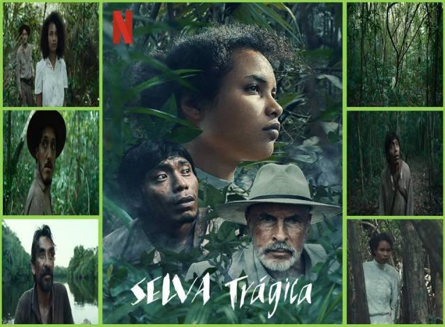 "La directora de ""Selva Trágica"", Yulene Olaizola en entrevista @YuleneOlaizola"