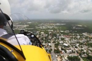 Invitan a descubrir la Riviera Maya desde el cielo