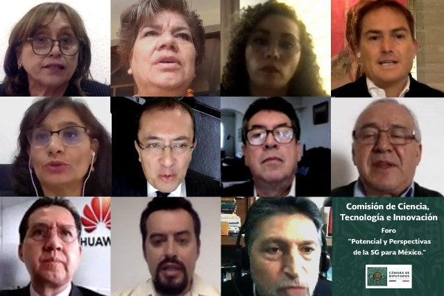 Analizan UNAM y el Congreso de la Unión potencial de las redes 5G