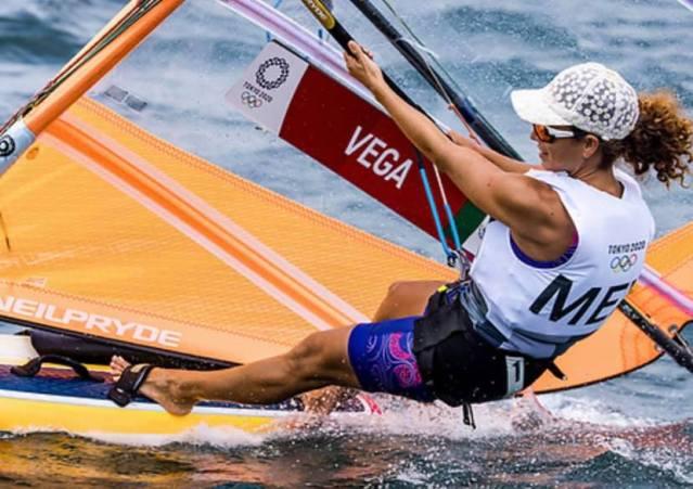 """Demita Vega termina en Tokio su carrera deportiva; """"lo logré"""", señala"""