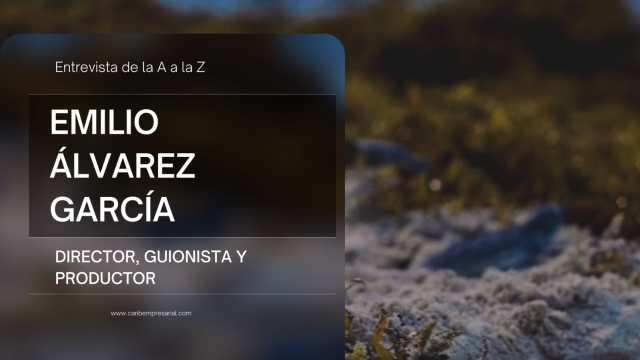 """Emilio Álvarez, director del cortometraje """"Aurora"""" en entrevista"""