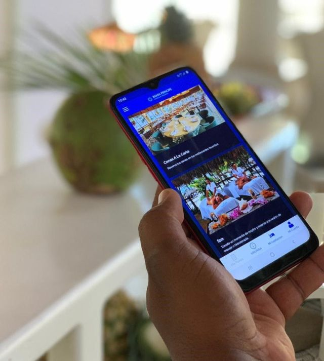 Grupo Piñero lanza una nueva App para mejorar la experiencia de sus huéspedes durante su estancia en sus hoteles Bahia Principe