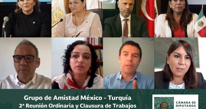 Crean Mexico y Turquía plataforma digital que promueve literatura, cine y zonas turísticas turcas