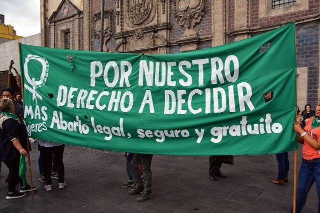 Permitido el Aborto por Libre Decisión en 4 entidades de México