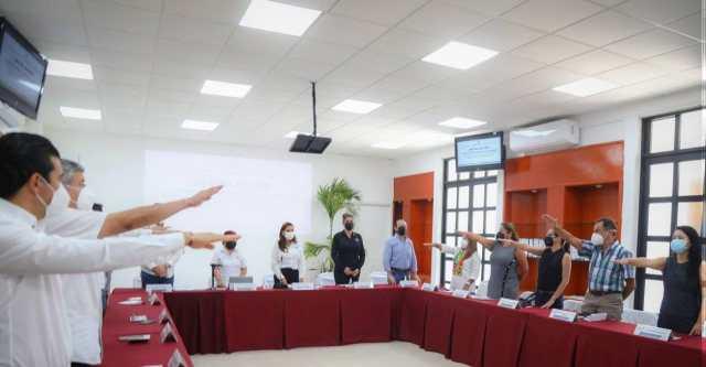 Integran en Cancún comité ciudadano para proceso de entrega-Recepción