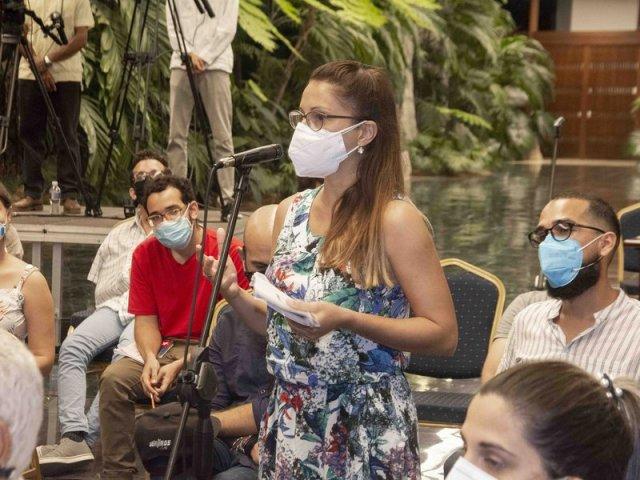 Llaman artistas cubanos a fortalecer vanguardia artística