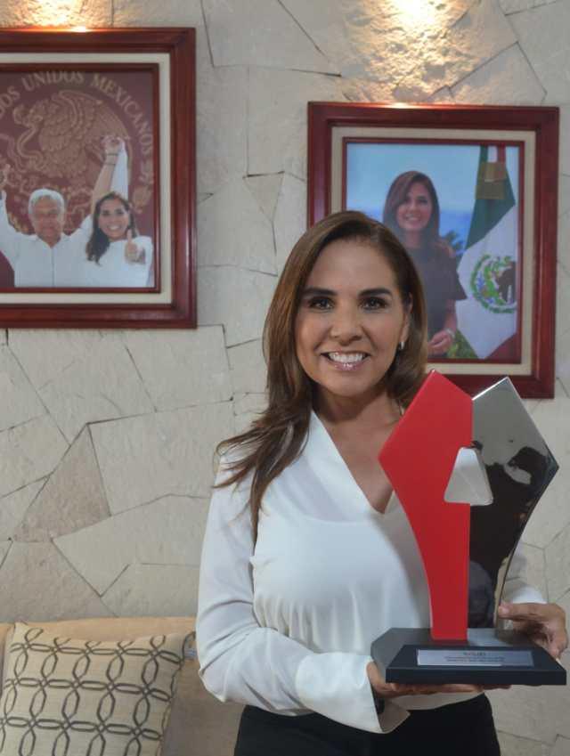 Gana la aplicación E-Cun del Municipio de Cancún, su tercer premio en gestión gubernamental