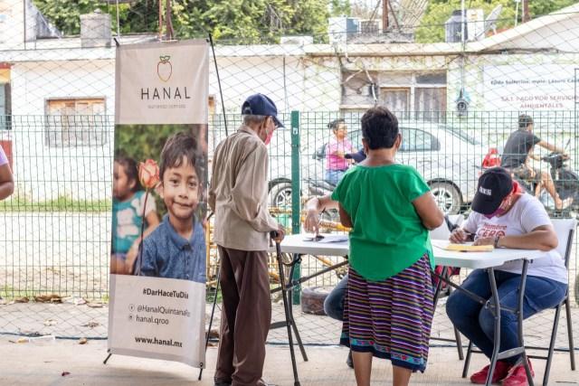 Beneficia a 672 personas el programa Hambre Cero de Hanal y Sedeso en Lázaro Cárdenas Quintana Roo