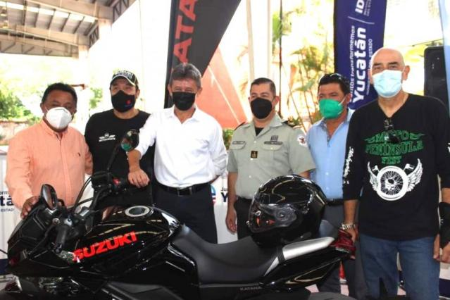 Esperan 500 bikers en Yucatán para el Moto Península Fest